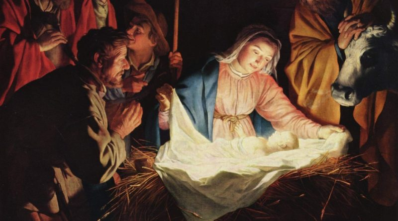 Christmas, nativity