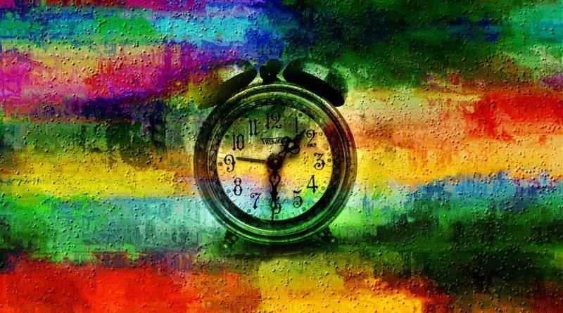 Alarm clock, minute