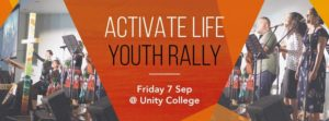 Surge - Activate Youth Rally @ Unity College | Caloundra West | Queensland | Australia
