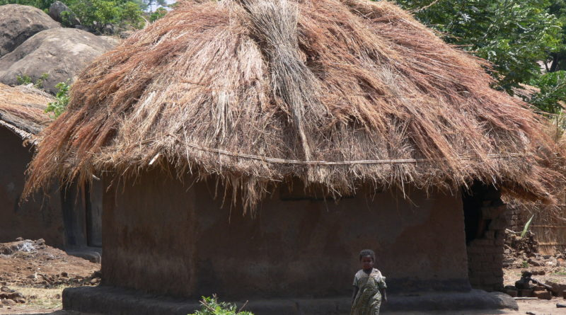 Hut in Malawi