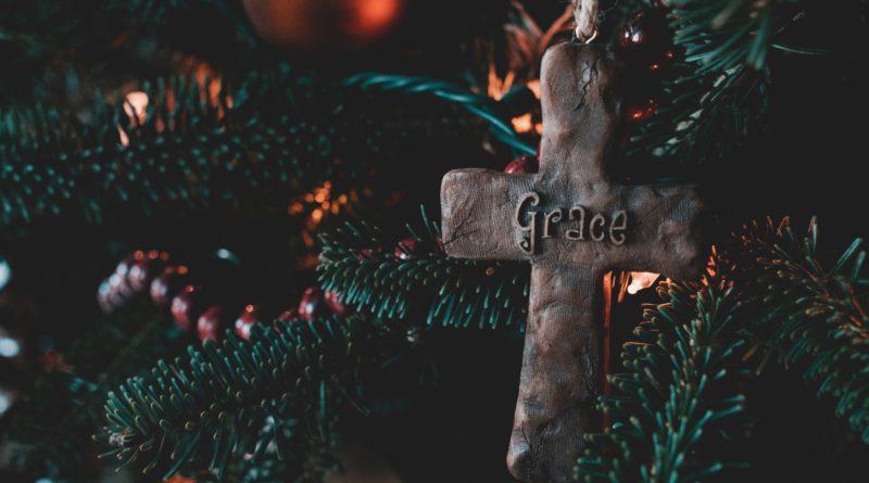 Grace Christmas Tree ornament