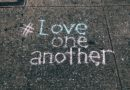 #Love one another
