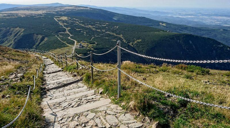Boundary path