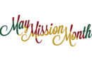 May Missions Month – Open Doors – 30th May 2021