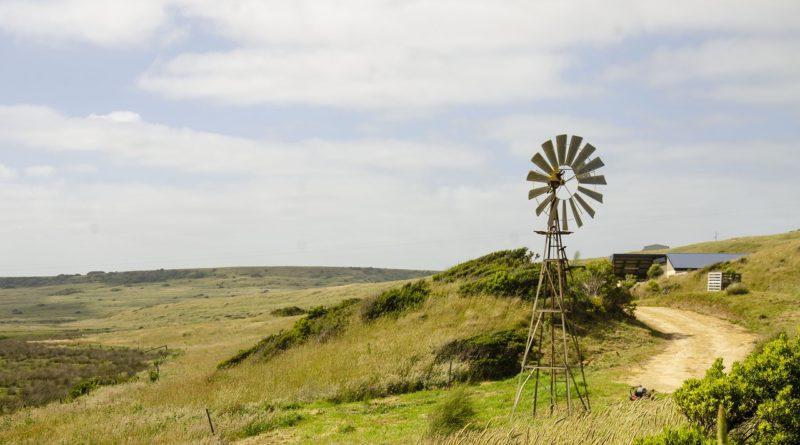 Spirit, farm, windmill