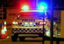 Qld Police vehicle