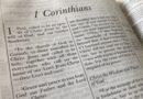 Corinthians Behaving Badly – 15th Nov 2020