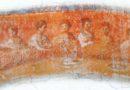Agape feast, Catacombe of Priscilla, Rome 2nd-4th century