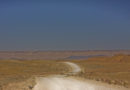 Desert road, Israel