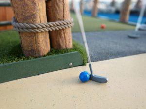 Surge - Mini Golf @ meet at the Greenhouse | Bokarina | Queensland | Australia